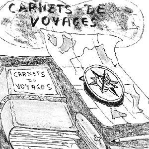 Les carnets de voyage du b 226 tonneux fou livret 1